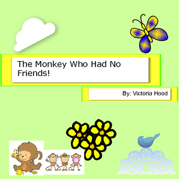 The Monkey Who Had No Friends
