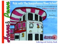 Hanna and Penn Ride with the Susquehanna River School