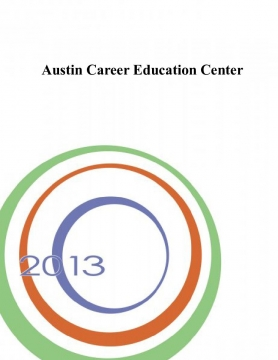Austin Career Education Center 2014