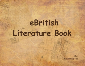 eBritish Literature Book