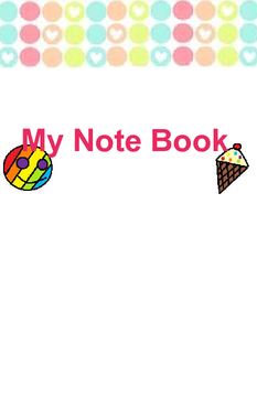 My Note Book