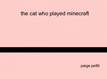 the cat who played minecraft