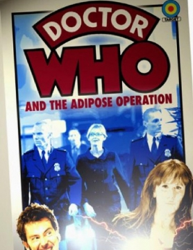 Doctor Who and The Apidose Experiment