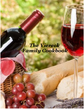 The Viereck Family Cookbook