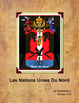 Les Nations Unies Du Nord