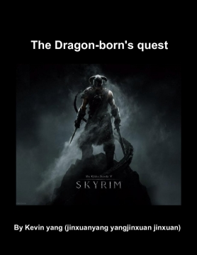 The Dragon-born's quest