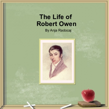 The Life of Robert Owen