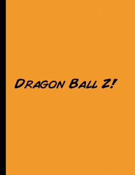 Dragon Ball Z Character Information Book