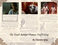 The Truth Behind Human Trafficking