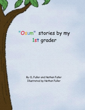 """Osum"" stories by my 1st grader"