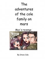 the adventures of the cole family on the planet mars