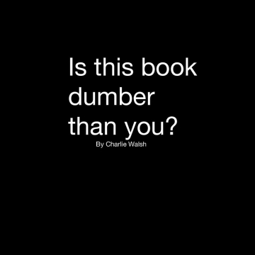 Is this book dumber than you?