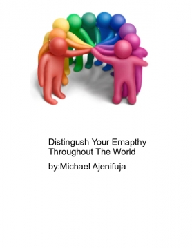 Distingush Your Empathy Throughout The World