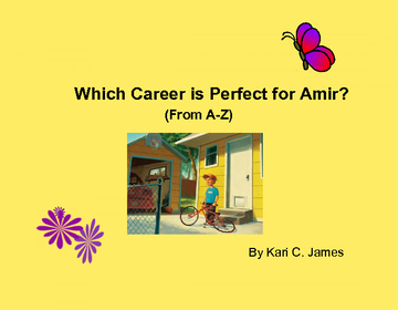 Which Career is Perfect for Amir?