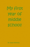 My first year of middle school!