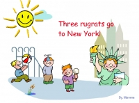 Three rugrats go to New York