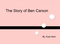 The Story of Ben Carson