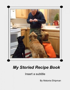 Storied Recipe Book