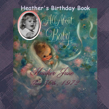 Heather's Birthday Book