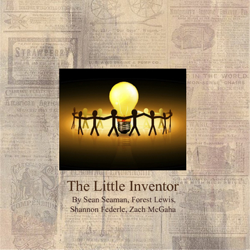 The Little Inventor