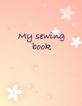 My sewing book