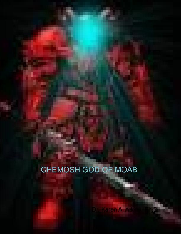 Chemosh God Of Moab Chemosh Worship Book 72381 Bookemon