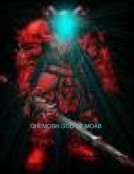 CHEMOSH GOD OF MOAB