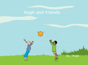 Hugh and friends