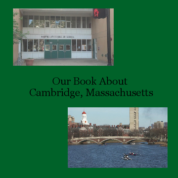 Our Book About Cambridge, Massachusetts