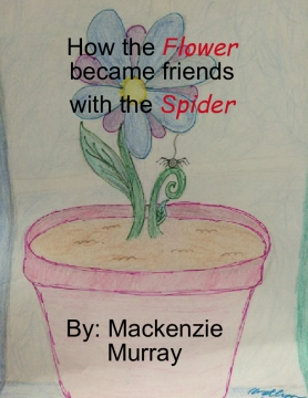 How the flower became friends with the spider