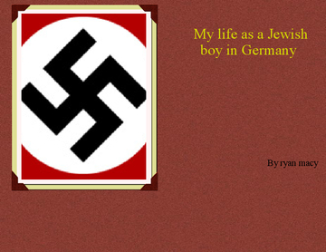 My life as a Jewish boy in Germany