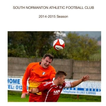 South Normanton Athletic Football Club
