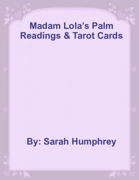 Madam Lola's Palm Readings & Tarot Cards