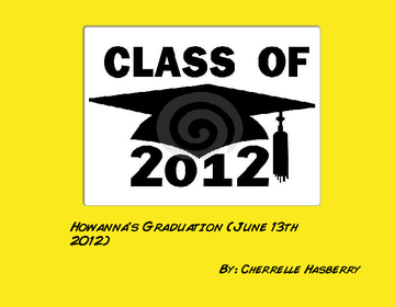 Howanna's Graduation (June 13th 2012)
