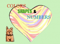 Colors, Shapes and Numbers