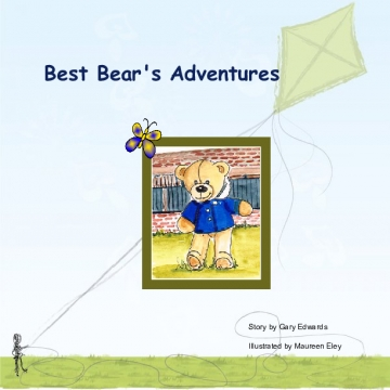 Best Bear goes on a Adventure