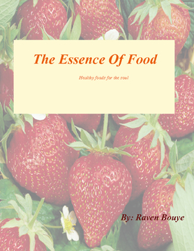 The Essence of Food