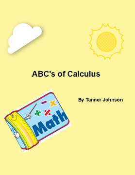 ABC's of Calculusn