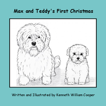 Max and Teddy's First Christmas