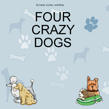 Four Crazy Dogs