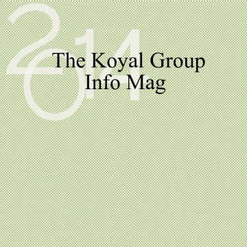 The Koyal Group Info Mag