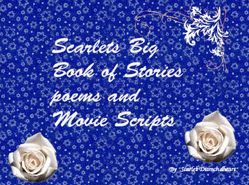 Scarlets Big Book of stories and poems