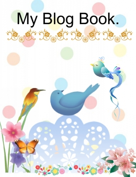 My Blog Book :)