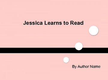 Jessica Learns to Read