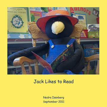 Jack Likes to Read
