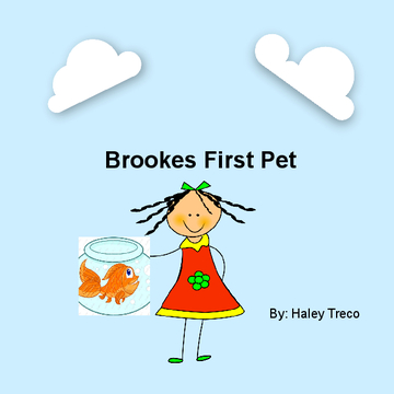 Brookes First Pet
