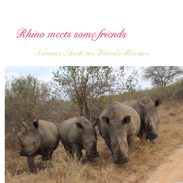 Rhino meet's some friend's