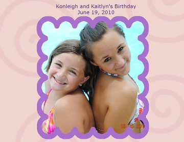 Happy Birthday Kaitlyn and Konleigh