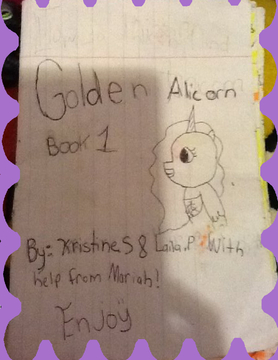 Golden Alicorn