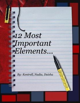 10 Most Important Elements